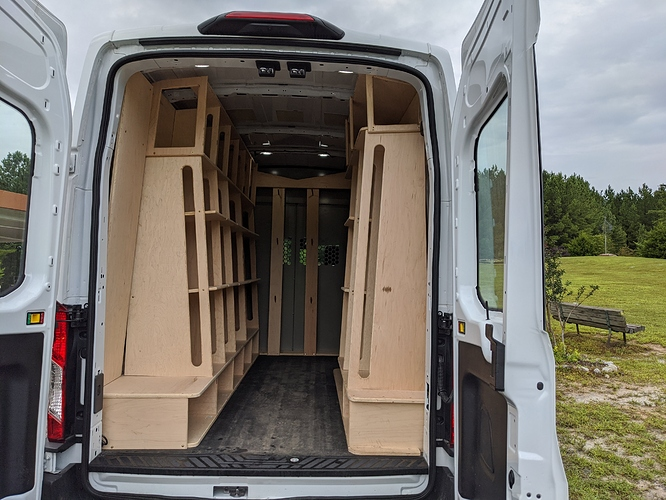 van-shelves